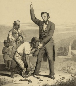 lincoln-slavery