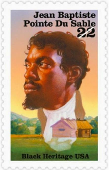 National-Black-Heritage-Stamps-Jean-Baptiste-Pointe-Du-Sable